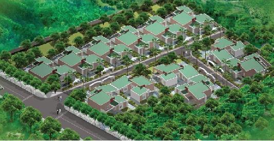 Mở bán đất nền biệt thự Phước An giá từ 800 triệu/nền
