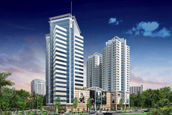 Cushman & Wakefield là đơn vị chủ lực phân phối Icon4 Tower
