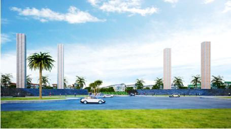 Cam Ranh: Sắp có khu đô thị kiểu mẫu đầu tiên