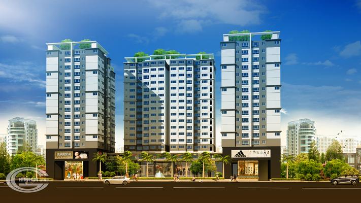 Mở bán tiếp 20 căn hộ The Hyco4 Tower giá từ 1,1 tỷ đồng/căn