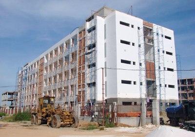 Hết 2012, Hà Nội có thêm 1.500 căn hộ giá 1,1 triệu/m2
