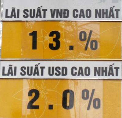 Phía sau việc điều chỉnh lãi suất dài hạn lên 13%, còn có sóng ngầm đua lãi suất            huy động ngắn hạn (ảnh minh họa)