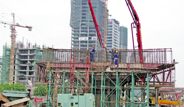 Các chủ đầu tư, nhà thầu cần nỗ lực để thực hiện giải ngân vốn XDCB những tháng cuối năm