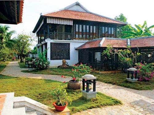 Nhà thoảng hồn quê của Á hậu Thu Hương - 3