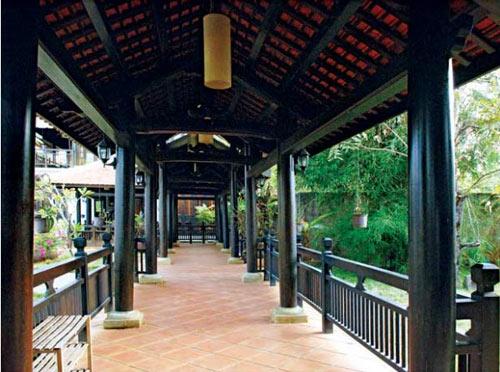 Nhà thoảng hồn quê của Á hậu Thu Hương - 8