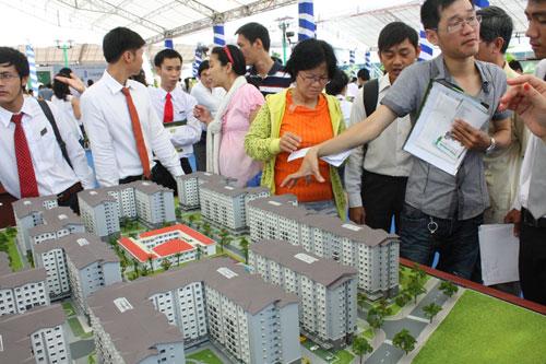 Khó vay tiền quỹ phát triển nhà
