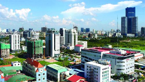 Phát triển và nâng cấp đô thị ở Việt Nam: Hạn chế nguồn lực, đô thị khó cạnh tranh