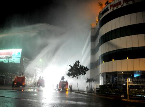 Đà Nẵng: Nhiều nhà cao tầng chưa thực sự an toàn về cháy nổ