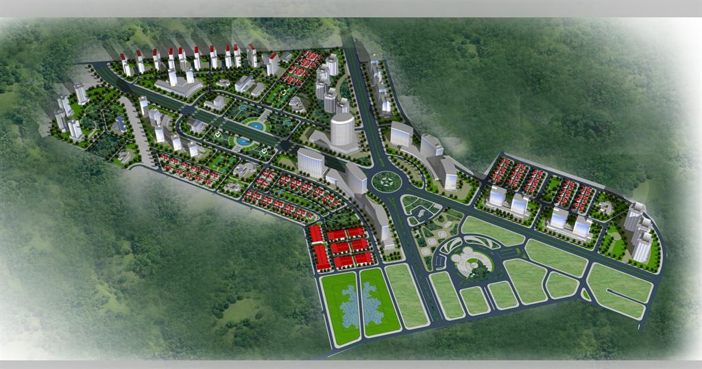 Quy hoạch chi tiết Khu Đô thị Bắc Vũng T...