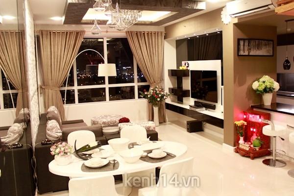 Cao Thái Sơn khoe nhà mới tậu 10