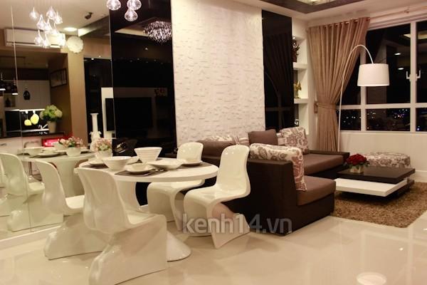 Cao Thái Sơn khoe nhà mới tậu 15
