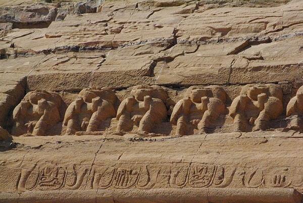 Thăm đền thờ đá của Pharaoh vĩ đại nhất Ai Cập 5