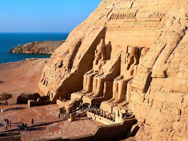 Thăm đền thờ đá của Pharaoh vĩ đại nhất Ai Cập 1