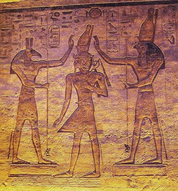 Thăm đền thờ đá của Pharaoh vĩ đại nhất Ai Cập 10