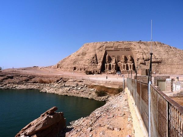 Thăm đền thờ đá của Pharaoh vĩ đại nhất Ai Cập 13