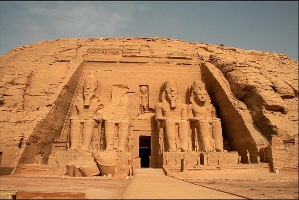 Thăm đền thờ đá của Pharaoh vĩ đại nhất Ai Cập 7