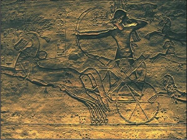 Thăm đền thờ đá của Pharaoh vĩ đại nhất Ai Cập 9