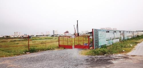 Hàng trăm dự án bất động sản ở TP.HCM đang dở dang
