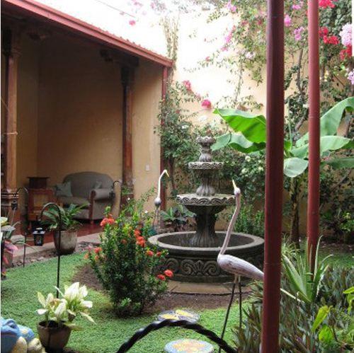 Tạo khoảng sân nhỏ xanh mát giữa nhà (P2) - Archi