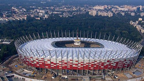 Ghé thăm Warsaw - thành phố tổ chức Euro 2012