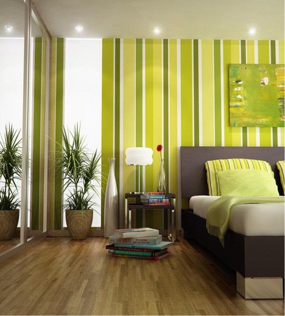 mau xanh 3 1340372943 Tìm hiểu những lợi ích của màu xanh lá cây trong phong thủy