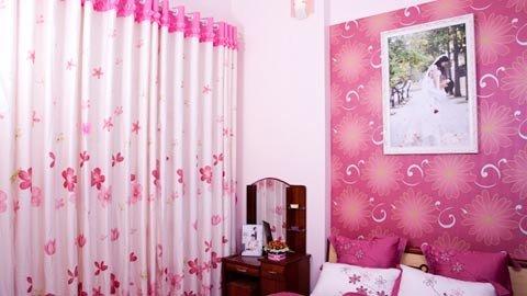 phong cuoi 3 1340207420 Phòng cưới nhỏ vẫn đẹp long lanh nhờ bí quyết phong thủy này!