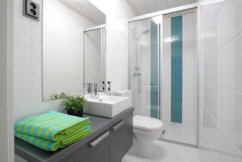 vi tri 1341915234 Không nên đặt phòng tắm ở cuối hành lang, vì sao lại thế?