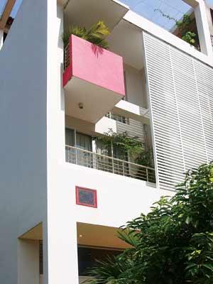 nha pho 1342696653 Thiết kế mặt tiền nhà phố hợp phong thủy, bạn đã biết chưa?
