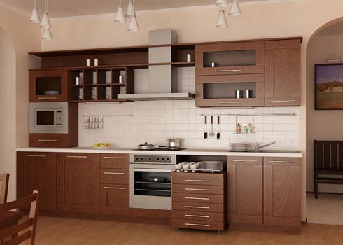 bep 1 1343141995 Cách bố trí nhà bếp đúng hướng và hợp phong thủy