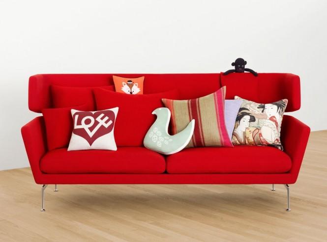 Sofa đẹp đón thu sang