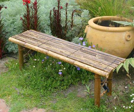 Làm đẹp sân vườn với tre, trúc - Archi